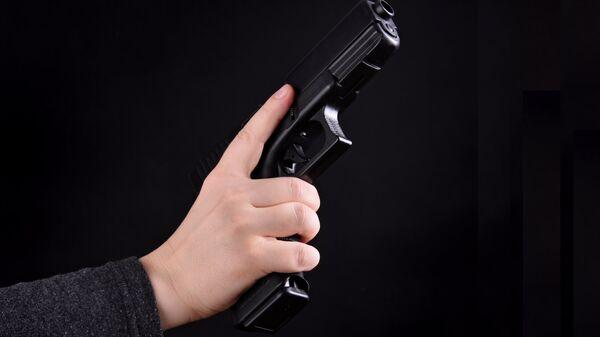 Пистолет марки Glock