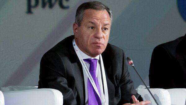 Генеральный директор АО Корпорация МСП Александр Браверман