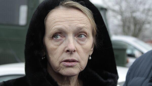 Руководитель рабочей группы Луганской Народной Республики по обмену военнопленных Ольга Кобцева. Архивное фото