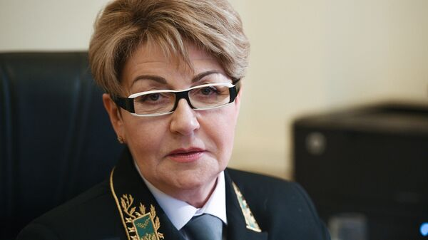 Посол по особым поручениям, Чрезвычайный и Полномочный посол Элеонора Митрофанова