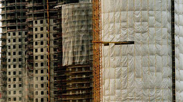 Строительство нового жилого комплекса
