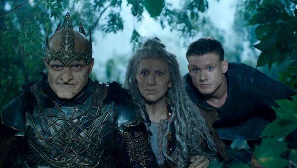 Кадр из фильма Последний богатырь