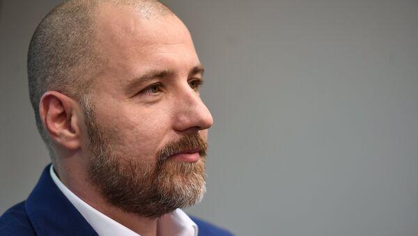 Лидер общественного движения Возрождение Александр Чухлебов. Архивное фото