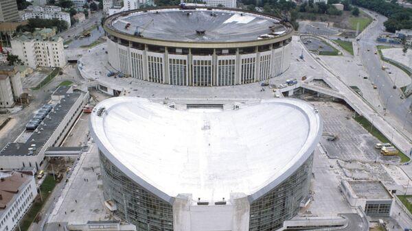 Спортивный комплекс Олимпийский на проспекте Мира