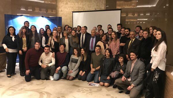 Молодежная конференция российских соотечественников в Ливане
