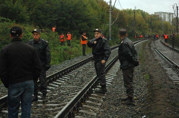 В железнодорожной аварии под Тамбовом пострадали 92 человека