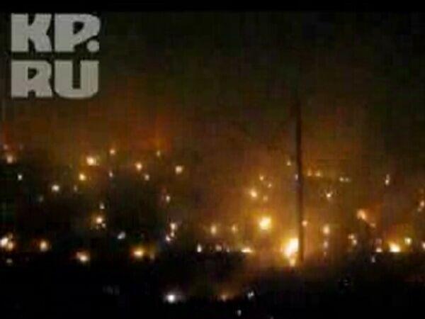 Первые кадры обломков Боинга, снятые корреспондентом КП-Пермь