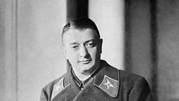 Маршал Советского Союза Михаил Николаевич Тухачевский (1893-1937)