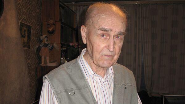 Профессор Василий Любин