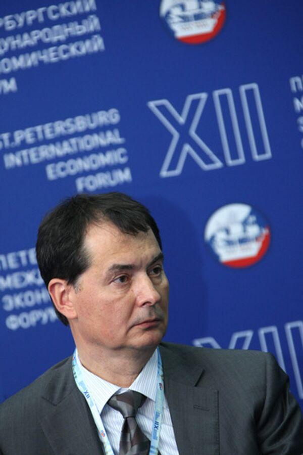 Генеральный директор Аэрофлота Валерий Окулов