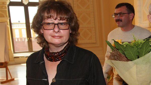 Маргарита Хемлин, архивное фото