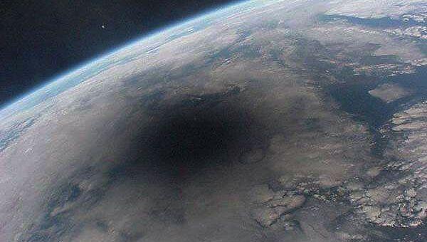 Количество углекислоты в атмосфере прошло точку невозврата - ученые