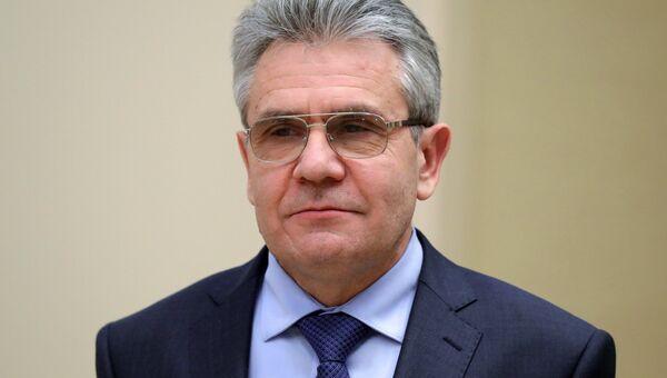 Президент Российской академии наук Александр Сергеев. Архивное фото