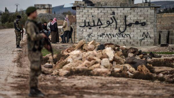 Бойцы Свободной сирийской армии. Архивное фото