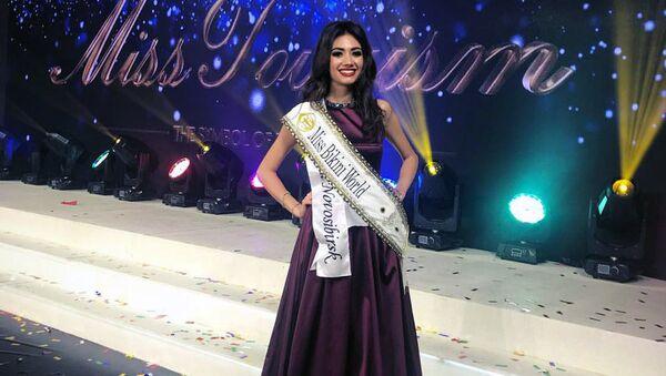 Победительница конкурса  «Мисс бикини мира» Дарья Хохлова