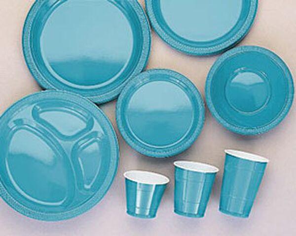 Пластиковая посуда
