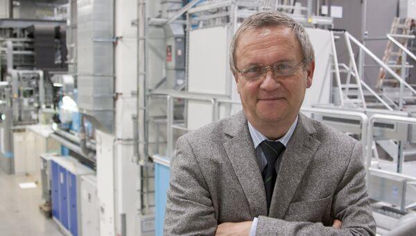 Сергей Молодцов, научный директор Европейского рентгеновского лазера на свободных электронах European XFEL