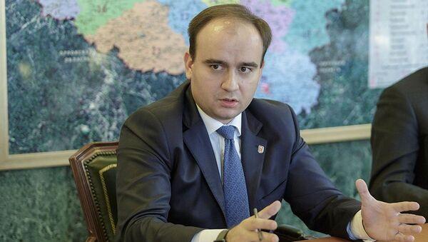 Заместитель губернатора Тульской области Вячеслав Федорищев