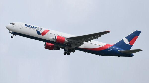 Самолет Boeing 767-300 авиакомпании Azur Air