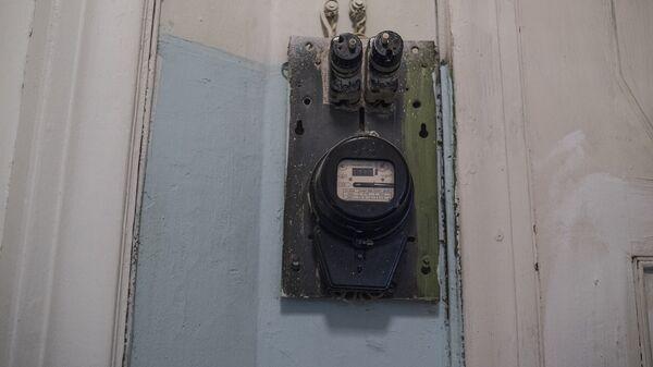 Счетчик электроэнергии в коммунальной квартире