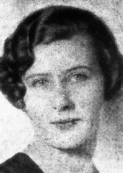 Мисс Россия 1932 года Нина Поль