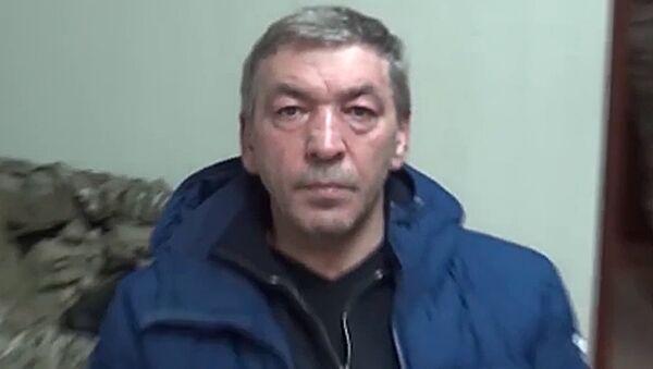 Абдусамад Гамидов, задержанный сотрудниками ФСБ РФ. Архивное фото