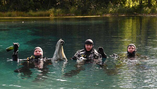 Вода России приглашает волонтеров на уборку берегов водоемов