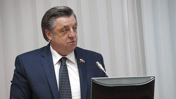 Полпред губернатора Ставрополья Александр Коробейников. Архивное фото