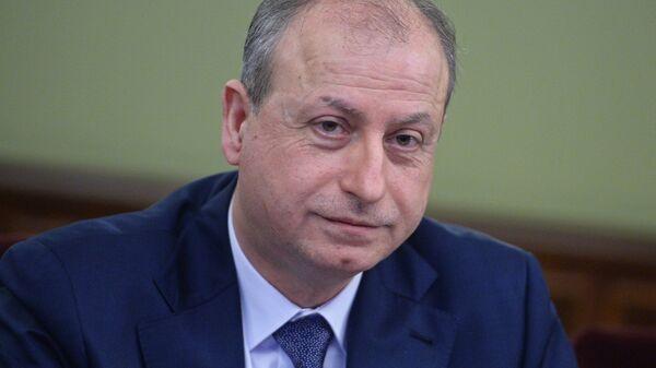 Министр нефти и минеральных ресурсов Сирии Али Ганем