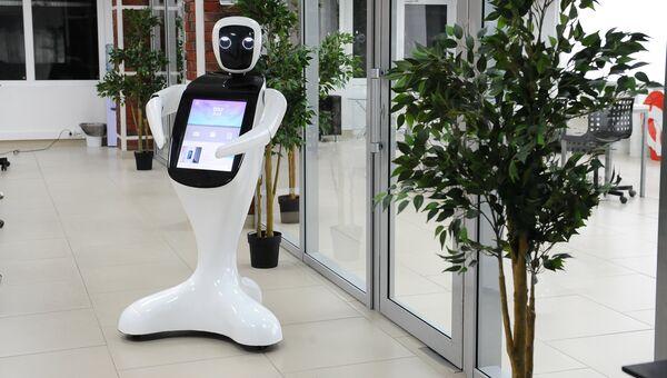 Робот Waybot. Архивное фото