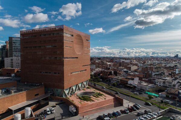 Медицинский комплекс в Боготе, Колумбия