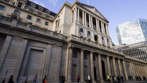 Банк Англии в Лондоне