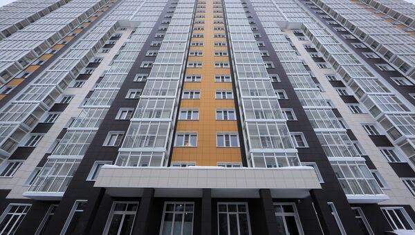 Дом для переселения по программе реновации в Москве
