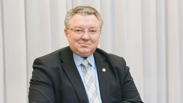 Ректор Санкт-Петербургского политехнического университета Петра Великого, академик РАН Андрей Рудской