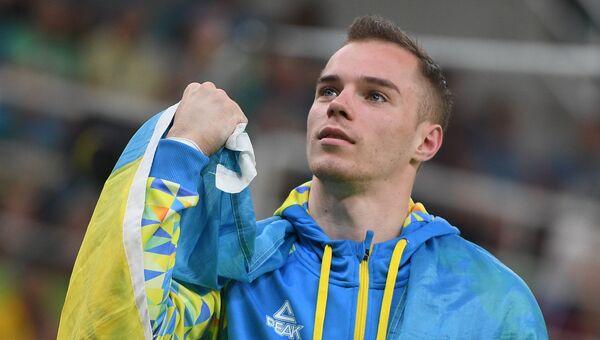 Украинский гимнаст Олег Верняев. Архивное фото