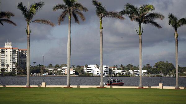Побрежье во Флориде, США