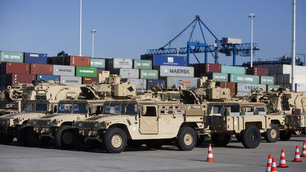 Строить свою военную базу вПольше США передумали?