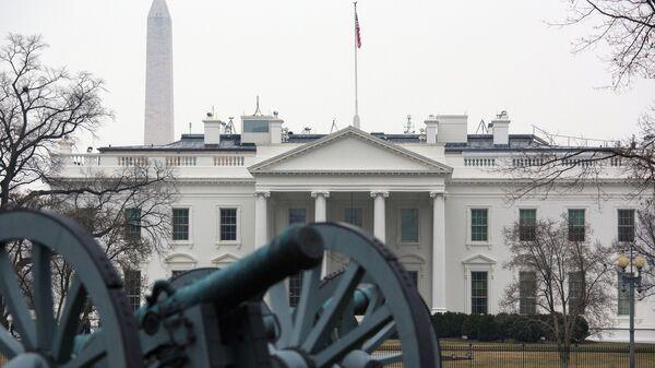 Белый дом в Вашингтоне. Архивное фото