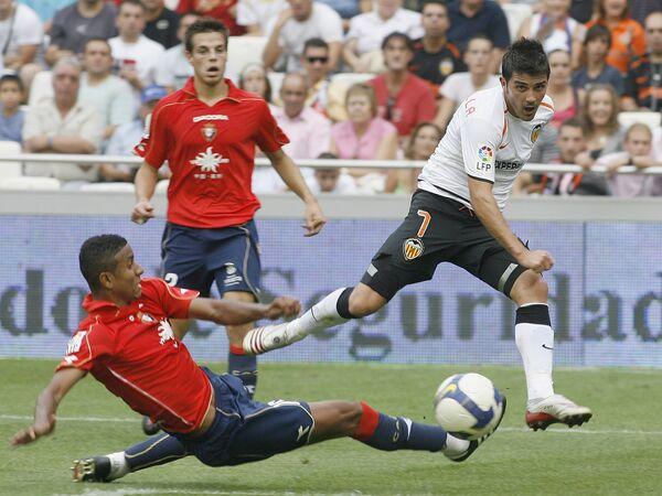 Футбол чемпионат испании архив