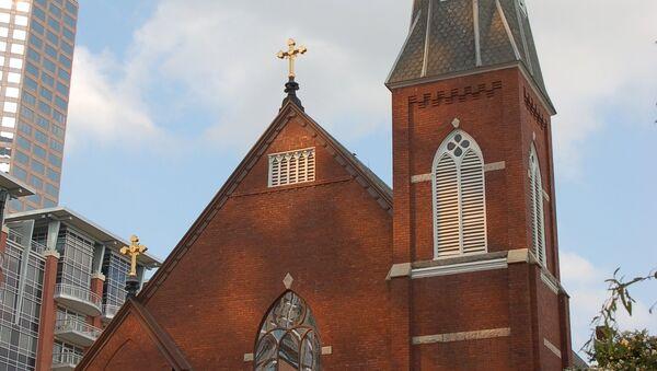Католическая церковь. Архивное фото