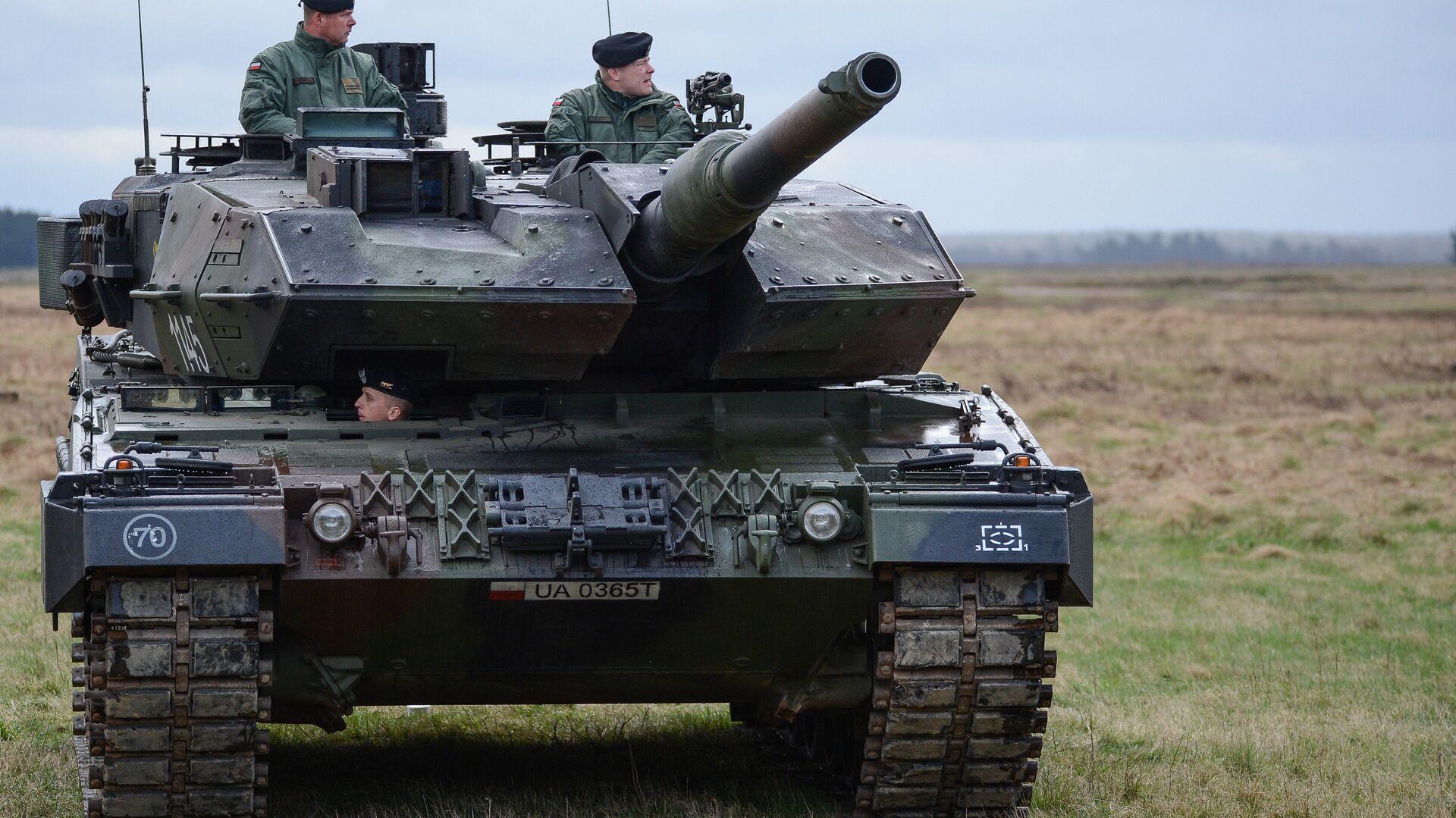 Офис Зеленского предложил провести учения с НАТО в ответ на