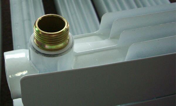 Батарея отопления. Архив