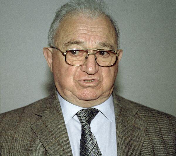 Легенда абхазского футбола Никита Симонян