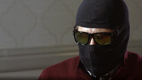 Кадр из интервью Григория Родченкова телеканалу BBC