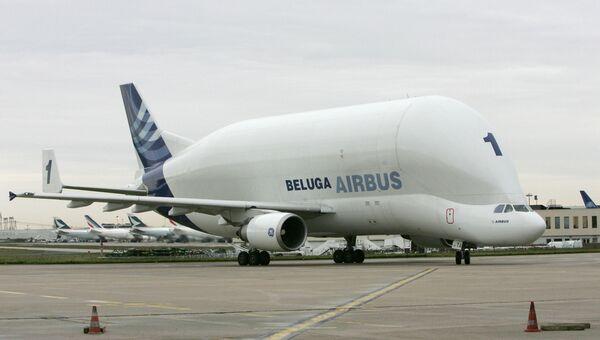 Самолет Airbus Beluga. Архивное фото