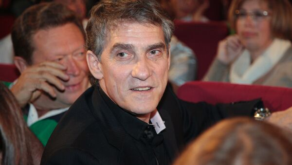 Актер Валерий Гаркалин. Архивное фото