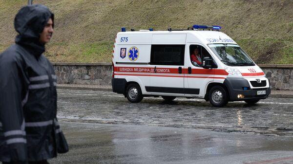 Автомобиль скорой помощи в Киеве