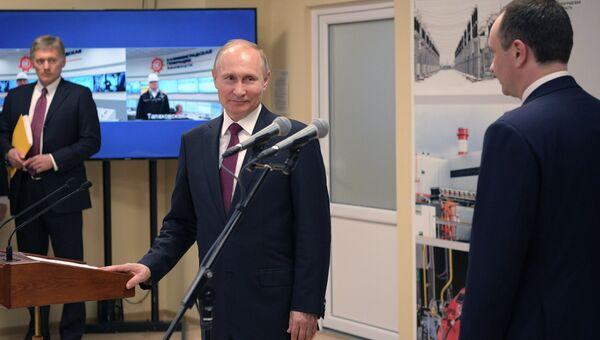 Владимир Путин. 2 марта 2018