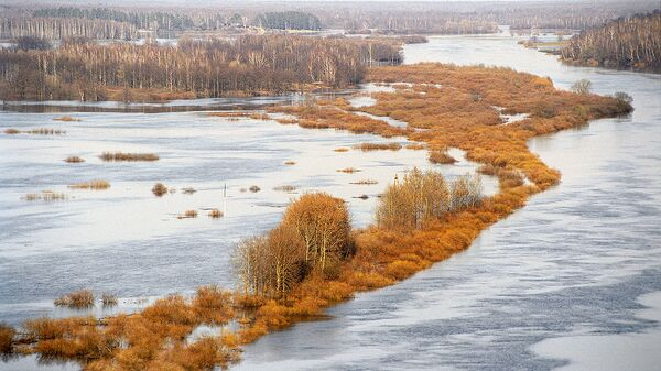 Минэкологии МО выпустит атлас малых рек Подмосковья