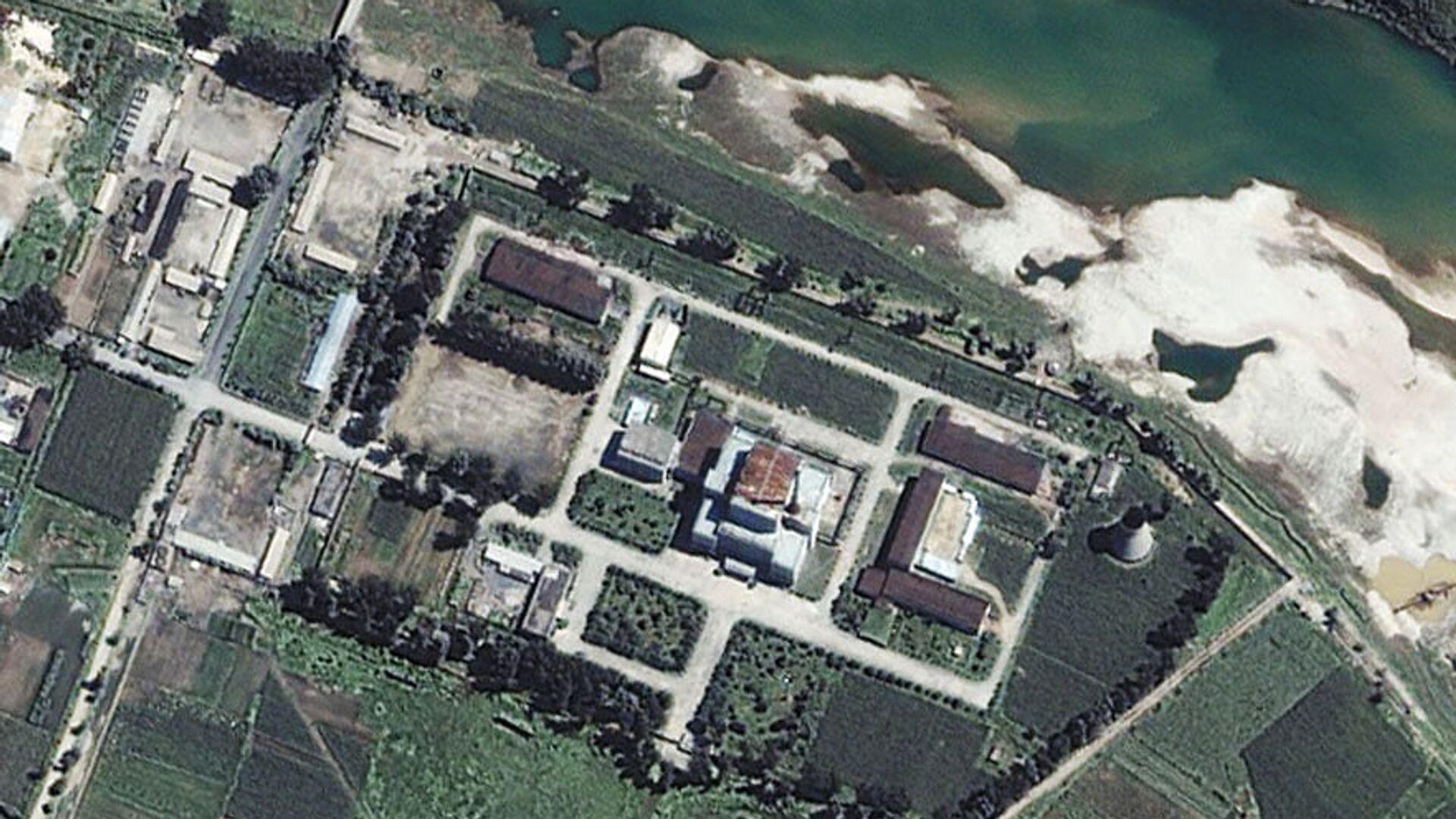 Ядерный научно-исследовательский центр в Йонбёне, КНДР - РИА Новости, 1920, 14.09.2020